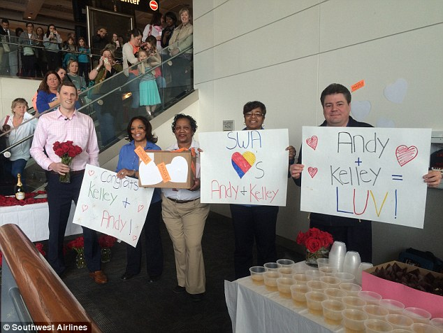 LUV is in the air — with Southwest