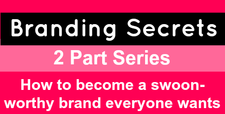 Branding Secrets - 2 part- words