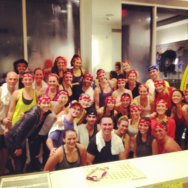 SoulCycle Party